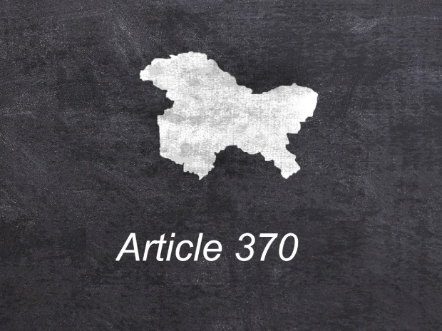 The Article 370 Amendments: Key Legal Issues