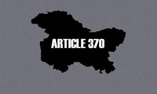 AIDWA opposes the unconstitutional abrogation of Article 370 by Presidential Proclamation