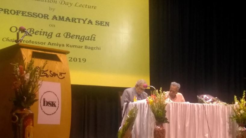 Winning One Election Doesn't Mean You Can Bulldoze All Pluralism in Society: Amartya Sen