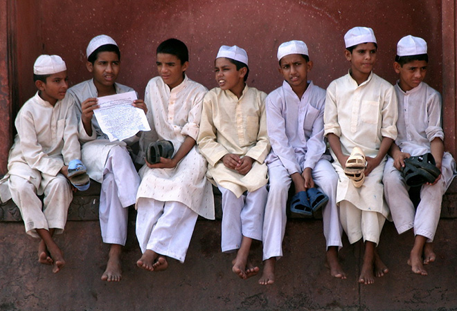 The blatant omission of Muslims in 'New India'