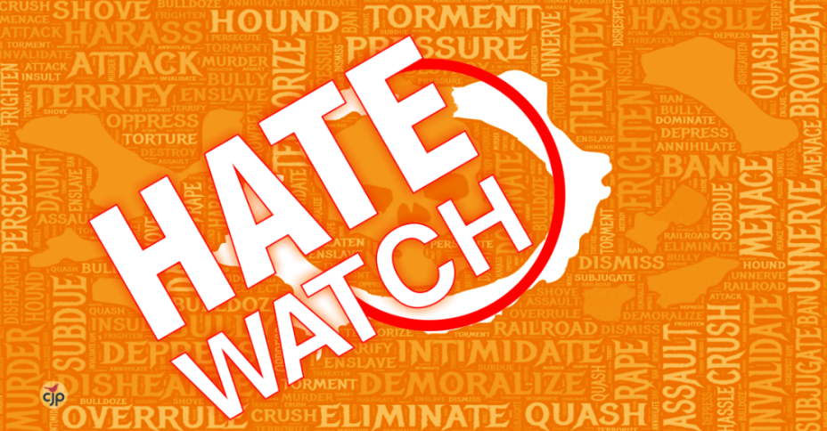 Hate Watch: How Hate Trends On Twitter—A Look into Communal Echo Chambers