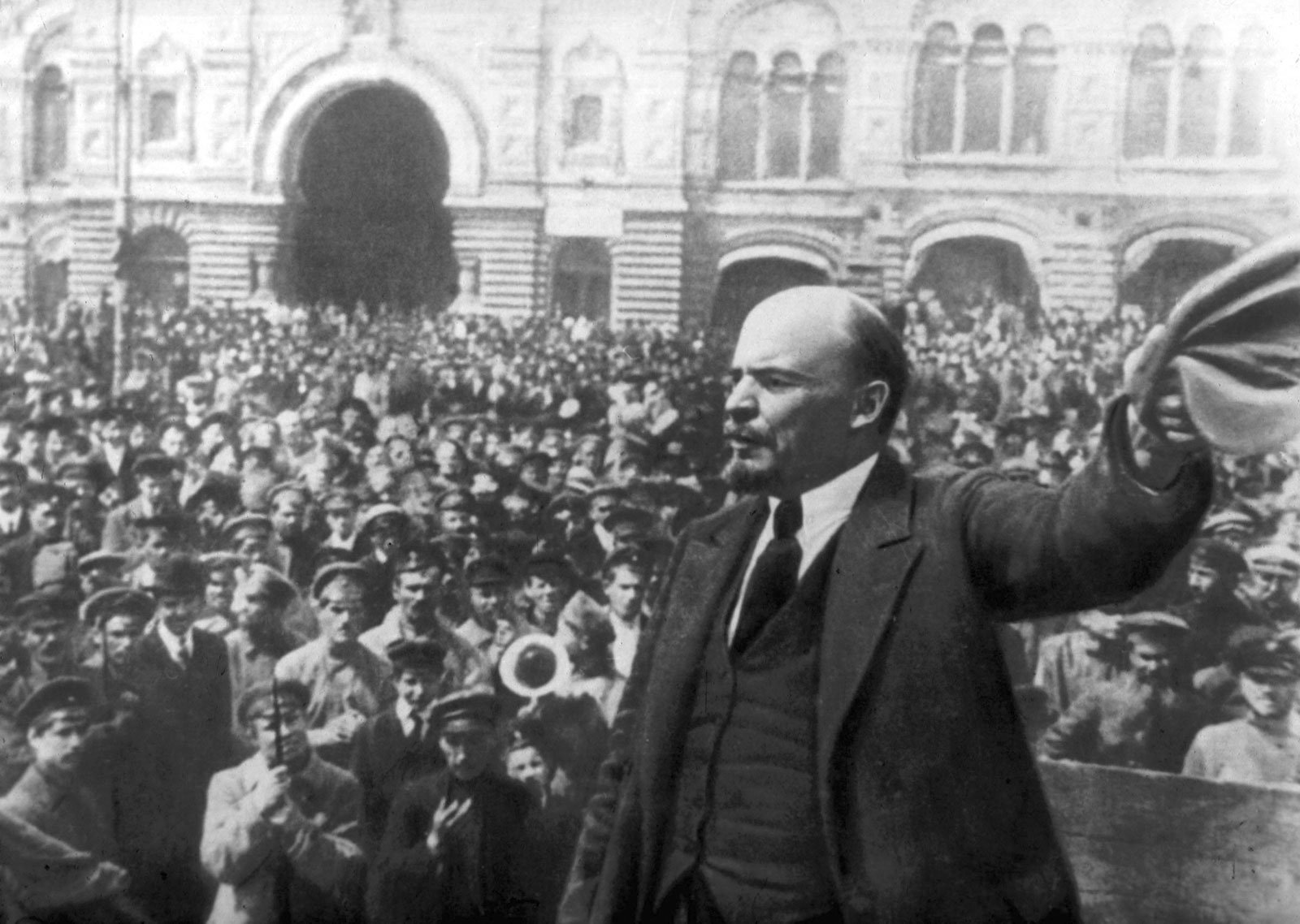 How Russian Revolution Inspired Undivided India's Literary, Political Figures