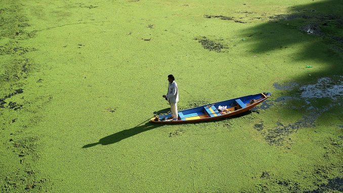 Dal Lake 'Beautification': Thousands of families fear relocation by UT admin