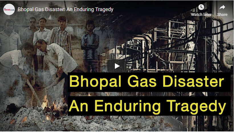 Bhopal Gas Disaster: An enduring tragedy