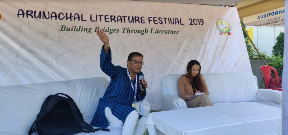 """Empathy gives power to literature"": Jerry Pinto"