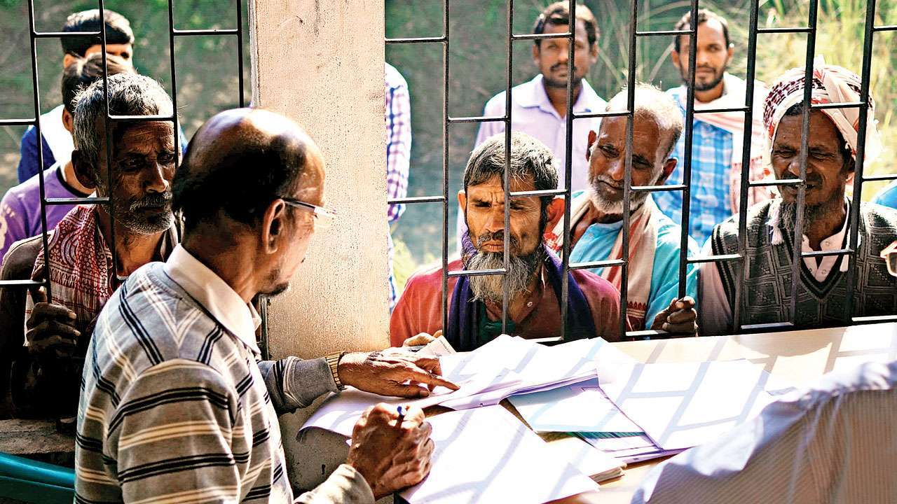 Pan-India NRC may lead to initial exclusion of well over 10 crore applicants