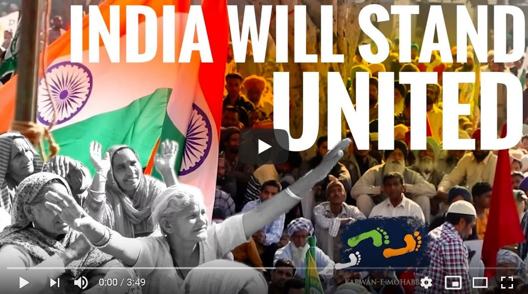India will stand united against hate